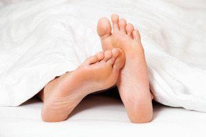 Миоклония ноги