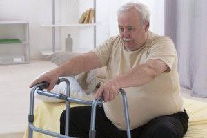 Лишний вес у больного
