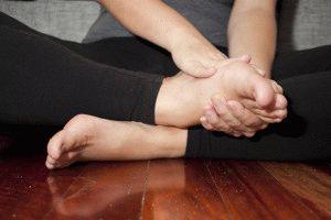 Онемение ноги при диабете