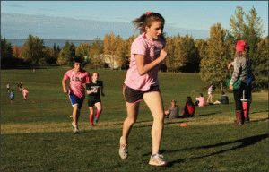 Спортивные занятия подростков