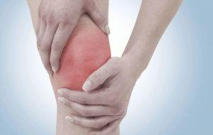 Боль в области коленки