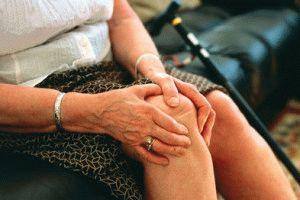Суставная боль у пожилых