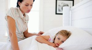 Остеохондроз у ребёнка