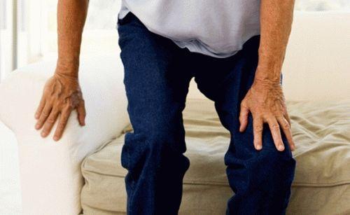 Артроз в коленях что делать