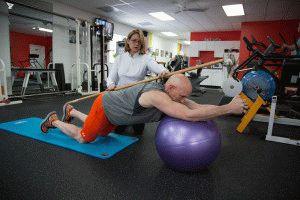 Реабилитационная физкультура