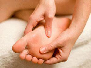 Боли в пальцах ступней