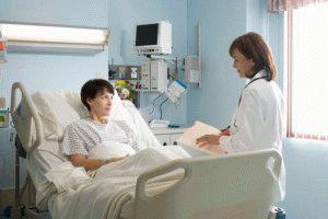 Госпитализация пациента