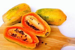 Полезный фрукт папайя