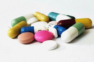 Таблетированные лекарства