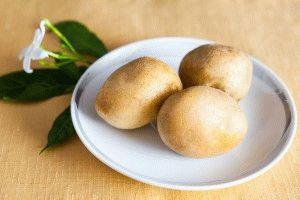Картофель в лечении