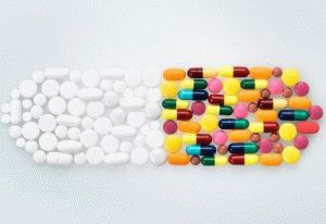 Медикаменты в лечениее