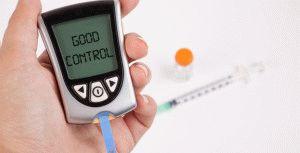 Контроль уровня сахара