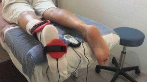 Магнитная терапия голени