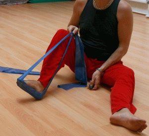 Разработка мышц после перелома