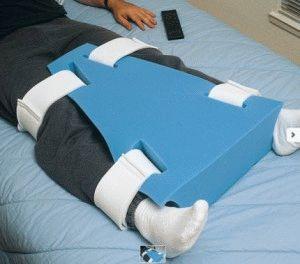 Иммобилизация ноги