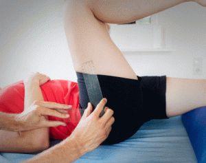 Физиотерапия бедра