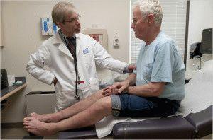 Терапия колена