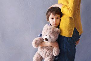 Жалоба ребёнка на боли