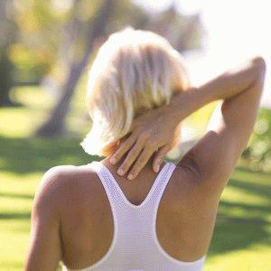 Снижение мышечного тонуса