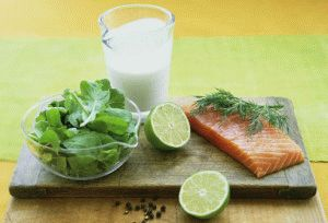 Питание при остеопорозе