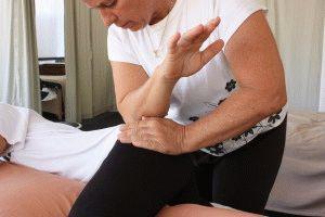 Обработка тазобедренного сустава
