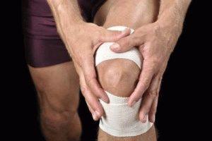Болезнь сустава ноги