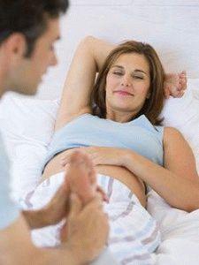 Массаж для беременной