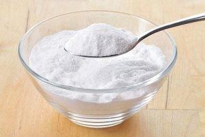 Используйте пищевую соду