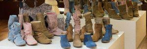 Подбор удобной обуви