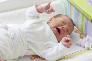 Судорога новорожденного