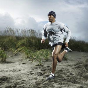 Беговая тренировка ног