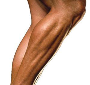 Мышечная судорога в ноге