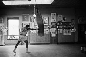 Тренировки боксёров