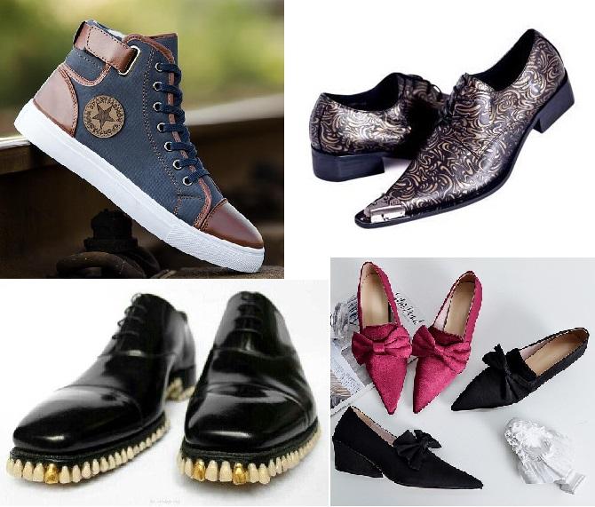Современная мужская обувь